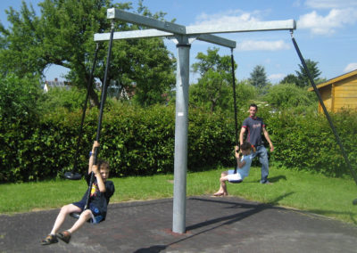 Stahl-Spielplatzgeräte