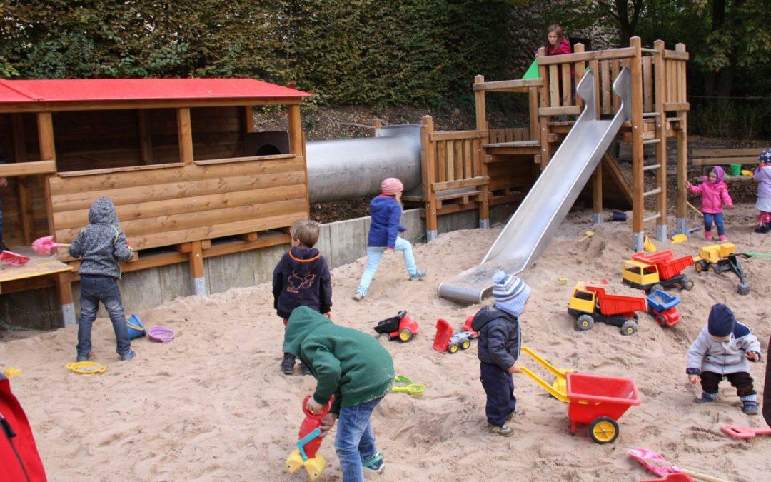 Degenfelder Spielgeräte für Degenfelder Kindergarten